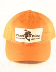 Fish Pimp Cap Orange_600