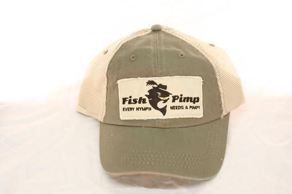Fish Pimp Trucker Hat – Fish Pimp e9b8b94101f