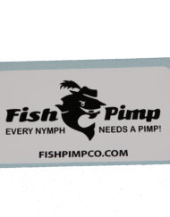 FishPimp Sticker