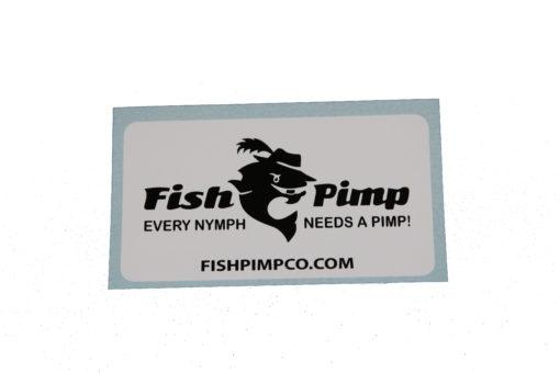 FishPimp Sticker